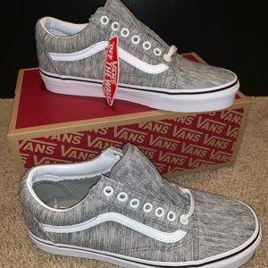 Old Skool gray vans